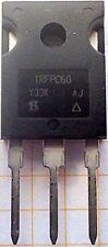 2 x Vishay IRFPC60PBF N-channel MOSFET, 16A, 600V, 3-Pin TO-247AC PWM Inverter