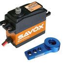 Savox SB-2270SG Monster Torque Brushless  Digital Servo W/FREE ALUMINUM HORN BL