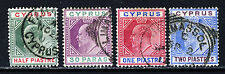 Edward VII (1902-1910) Multiple Cypriot Stamps (Pre-1960)