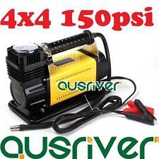T-MAX Portable Car Air Compressor 4x4 Tyre Inflator Pump 30A 150psi Performance