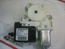 07 08 09 10 VOLVO S40 40 SERIES RIGHT REAR POWER WINDOW MOTOR WITH MODULE