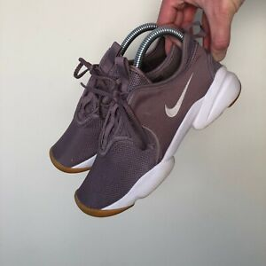 Nike Loden Taupe Grey Trainers Size UK 3.5 Women's Ladies