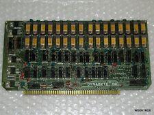 Dynabyte  Econoram II,16K Dynamic RAM  Board S-100 Bus, 32ea. MM5271 Gold ICs