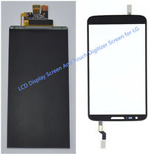 Full LCD Dispaly Screen+Black Digitizer Touch For LG G2 D800 D801 D803 LS980