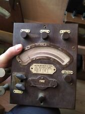 Voltmetre amperemetre ancien