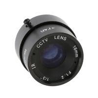 KONGZIR HD 3mp 8mm IR Board 40 Degree IR Board M12x0.5 Closed Circuit Television Lens for IP Camera