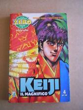 KEIJI Il Magnifico n°4 1999 edizioni Star Comics   [G401]