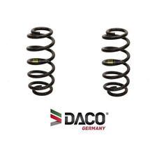 2* Vordere FEDERN für Ford Focus II 1.8/2.0/1.6 TDCI (2004-2012) Daco 801031