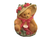 """More details for 1997 cherished teddies janet you""""re sweet as a rose 336521"""