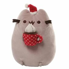 "Gund Pusheen Snackable Hot Chocolate 10""- NEW with tags, by GUND!"