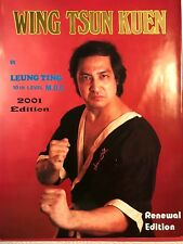 Wing Chen Kuen Hardcover – by Leung Ting (Author) *On Sale* was $59.99