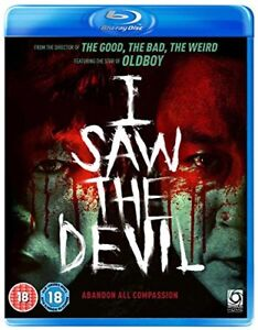 I Saw The Devil [Blu-ray] [DVD][Region 2]