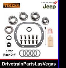 """Jeep Dodge Chrysler 8.25"""" Master Bearing Rebuild Overhaul Kit Timken Bearings"""