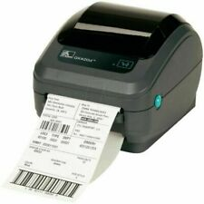Zebra GK Series GK420D Monochrome Label Printer - Black (GK42202520000)