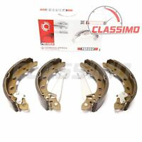Rear Brake Shoes for VOLKSWAGEN GOLF Mk 3 + POLO Mk 4 5 + FOX + UP + AUDI A2