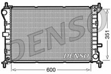 DENSO ENGINE COOLING RADIATOR FOR A FORD FOCUS SALOON 1.8 92KW