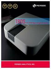 T8ds Double Beam Uv Vis Spectrophotometer