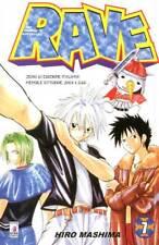 manga STAR COMICS RAVE  numero 7
