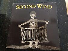 SECOND WIND SECURITY LP  R&B RECORDS MINOR THREAT DISCHORD DC HARDCORE