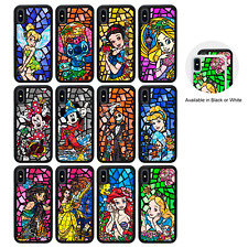 Stained Glass Bumper Case for Apple iPhone XR 6.1 Inch Protective Cover