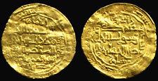 "[DO] ABBASIDI -Al Musta´sim (640-56 AH) (1212-58 AD) DINAR ""Heavy "" (Oro / Gold)"