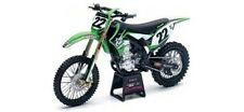 MOTO MINIATURE KAWASAKI KXF.450 C.Reed N°22 Team Two Two