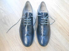 CLARKS  LEATHER SHOES  SIZE UK 9  VGC