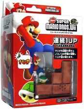 New Super Mario Bros Wii 1Up Mario Mini Scene