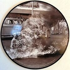 "Rage Against The Machine - S/T - 12"" Picture Disc LP - UK - 2012 - NEW"