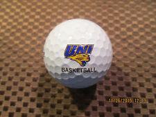 LOGO GOLF BALL-NCAA.UNI....NORTHERN IOWA BASKETBALL....DIFFERENT