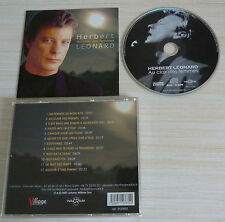 CD ALBUM AU CLAIR DES FEMMES - LEONARD HERBERT 12 TITRES 2007