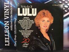 The Very Best Of Lulu LP Album Vinyl Record WW5097 A1/B1 Pop 80's