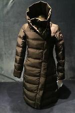 Luxury Italian designer's Just Cavalli Black Women's Duck Down Coat Size 4 $1450