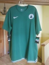 Celtics Warmup Shirt...Brand New