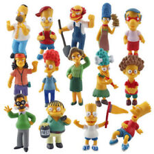 14pcs/set The Simpsons Figure Toy Simpsons Collection Figures Toys