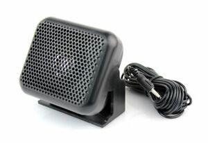 CB Radios Mini External Speaker Ham Scanner for Kenwood Motorola Yaesu ICOM