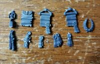Warhammer 40k Space Marine Bits:Command Squad Purity Seals Litanies & Honors