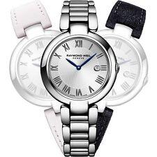 Reloj de Cuarzo Raymond Weil 1600-ST-RE659 Brillo de Plata para Mujer