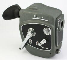 Baulieu MR8 8mm (?) Film Camera/ANGENIEUX/C-Mount