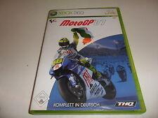 XBox 360  Moto GP 07