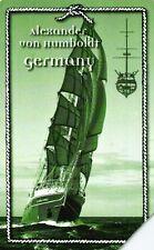 G 1128 C&C 3205 SCHEDA TELEFONICA USATA VELE SPIEGATE GERMANY