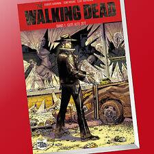 Robert Kirkman THE WALKING DEAD (Band 1) | GUTE ALTE ZEIT |Comic Softcover(Buch)