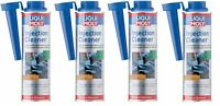 4 x Liqui Moly Petrol Injector Cleaner 300ml - LM1803