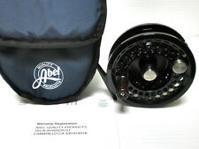 ABEL SUPER 9 Fly Fishing Reel 9, 10 Weight Large Arbor