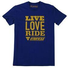 Dainese Riders Mantra T-Shirt Tshirt Shirt navy-blau Größe L +++ NEU original ++