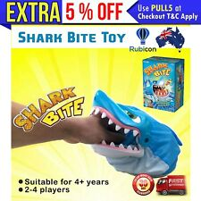 Shark Bite Toy Classic Party Fun Game Birthday Christmas Gift Pressman