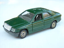 Solido #1337 Mercedes 190 E 1/43 scale car made in France 1984