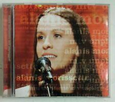 Alanis Morissette MTV Unplugged CD UK 1999