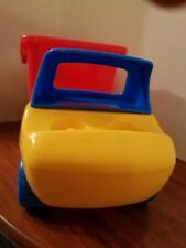 Little Tikes TODDLE TOTS Dump Truck Toy used plastic