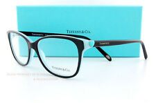 Brand New Tiffany Eyeglass Frames 2097 8055 Black SZ 54  Women 100% Authentic